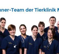 Das Gewinnerteam der Tierklinik Müllerthal