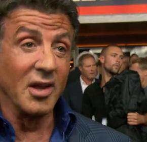 Sylvester Stallone im VetiPrax.TV Interview