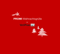 PROMI-Weihnachtsgrüße bei VetiPrax
